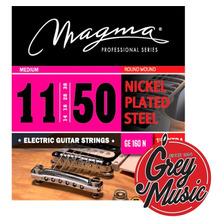 Encordado Magma De Guitarra Eléctrica 011-50 Ge160n