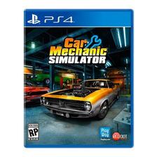 Car Mechanic Simulator Ps4 Fisico Original Sellado