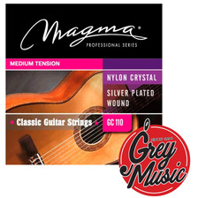 Encordado Magma Guitarra Clásica Gc110 Medium Tension