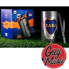 Vaso Guiro Pro Boca Cabj Guira Premium 3/4l Con Raspador