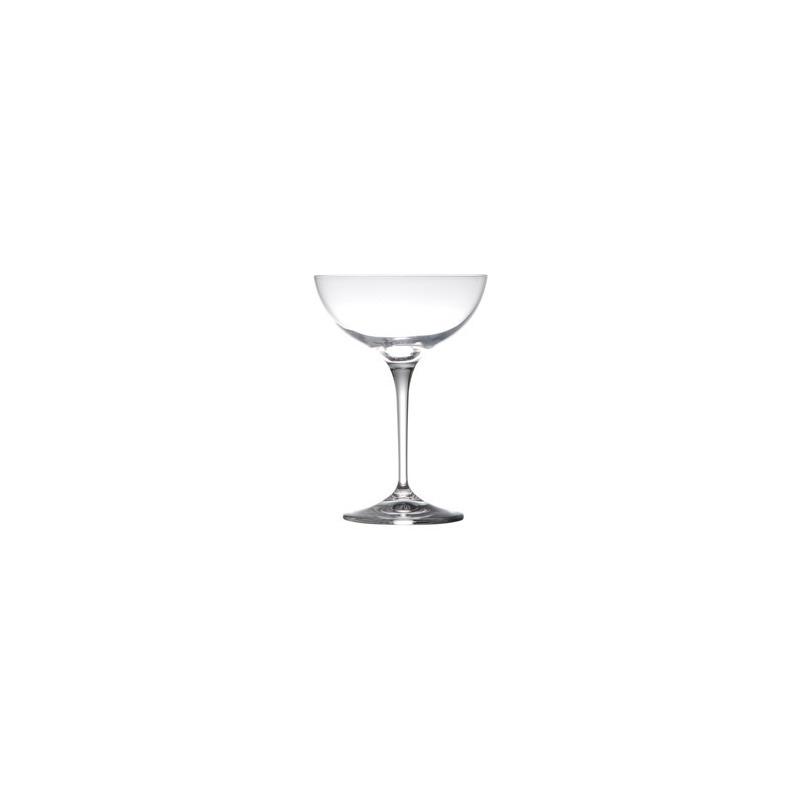 Jogo 6 Taças em Vidro Cristalino Kate 210ml - Lyor 4105524