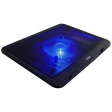 Base Para Notebook 1 Cooler Azul 13 A 17 Ng-z019 Noga