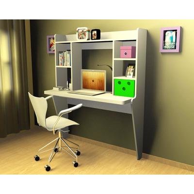escritorio juvenil con alzada incluida