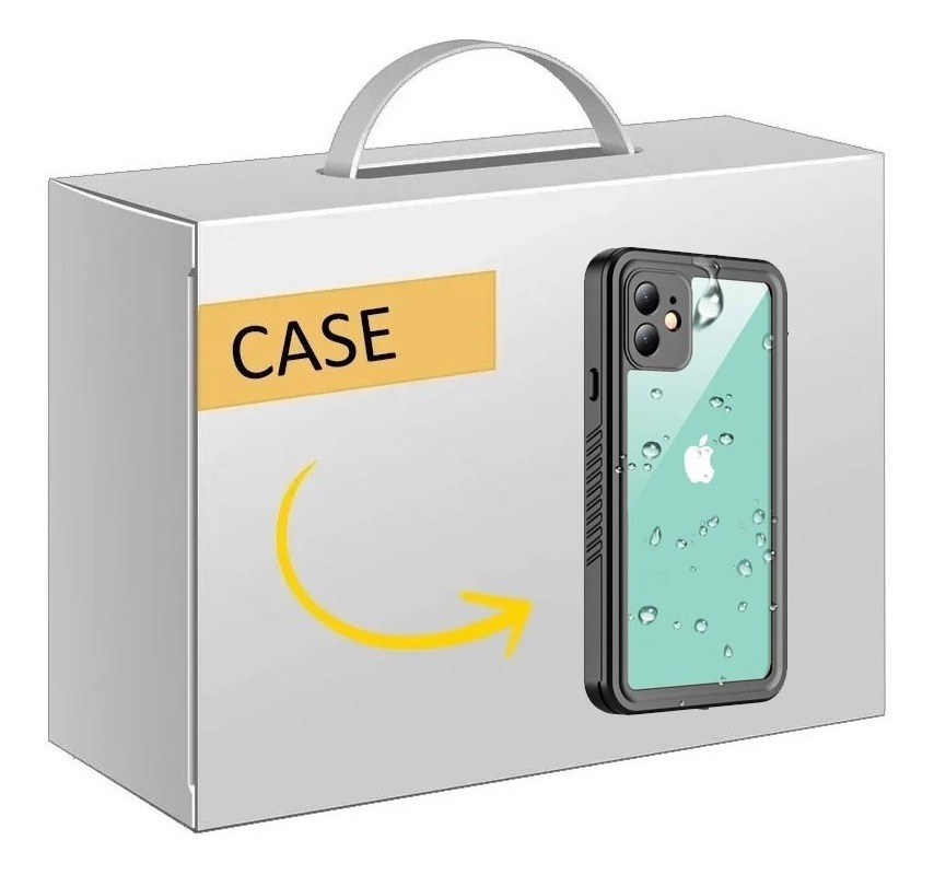 FUNDA WATERPROOF IPHONE XS MAX