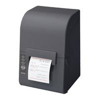 Impresora De Matriz Epson Tm-u230