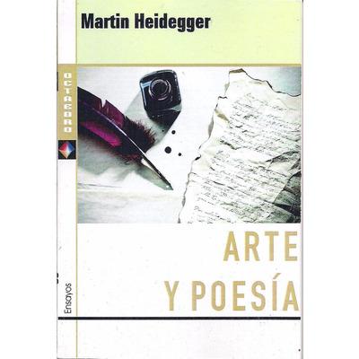 Resultado de imagen para martin heidegger arte y poesia
