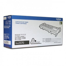 Toner Original Brother Tn-2370 Hl 2320d Hl 2360dw Negro