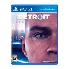 Detroit Become Human Ps4 Fisico Sellado Nuevo Original