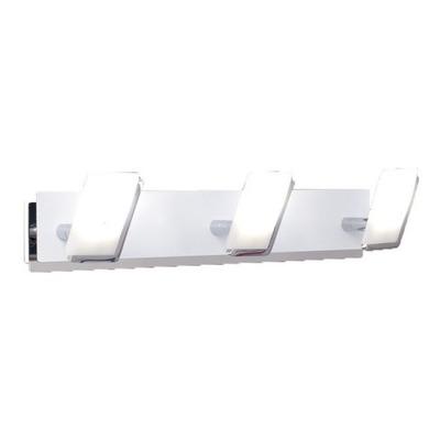 Aplique Moderno Movible Rayo 3 Luces 18w