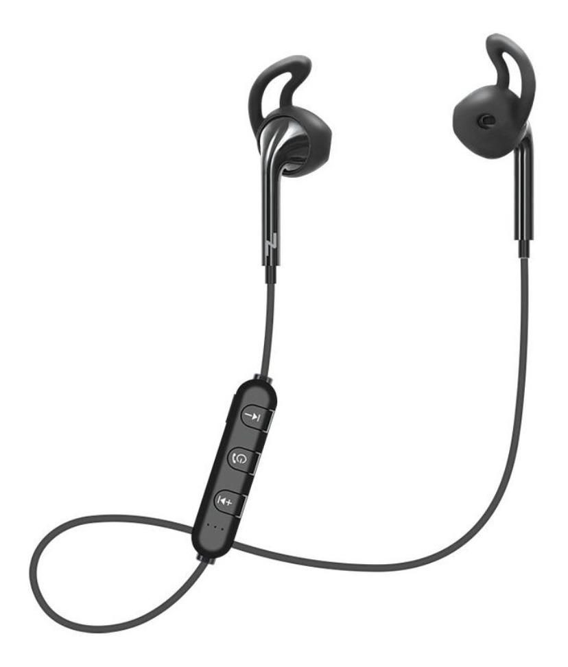 Auricular In Ear Bluetooth Intrauditivos Ng-bt325 Noga