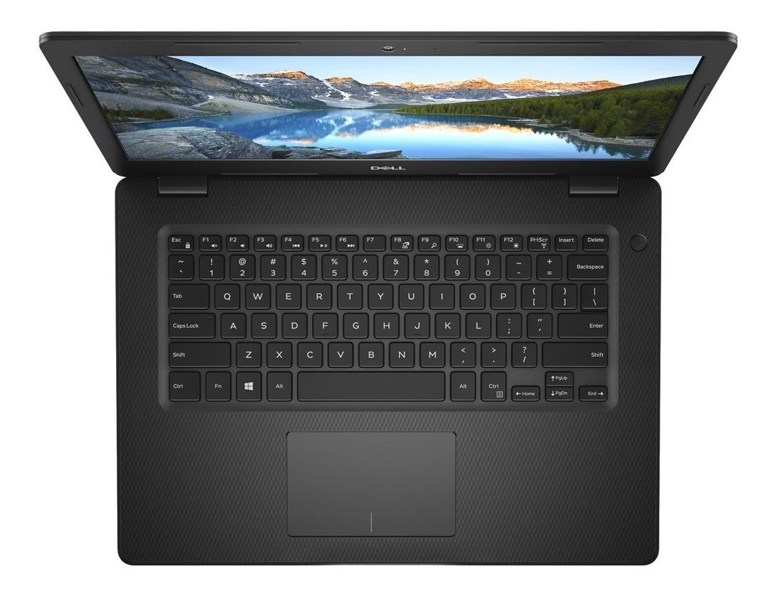 Notebook 14 Dell Inspiron 3481 Intel Core I3 7020u 4gb Ddr4 1tb Hdd Hdmi Usb 3.1 Linux Ubuntu Gtia Oficial