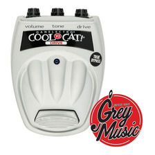 Pedal Danelectro Cool Cat Co-2 Overdrive  - Grey Music -