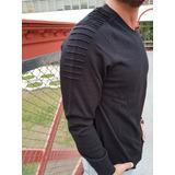 Sweater Negro Valquiria