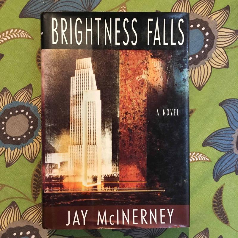 Jay McInerney. BRIGHTNESS FALLS.