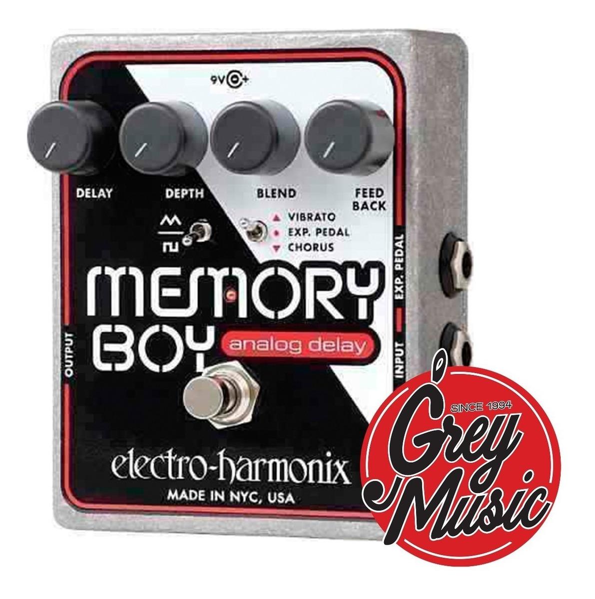 Pedal Electro Harmonix 140294 Memory Boy. Analog Delay