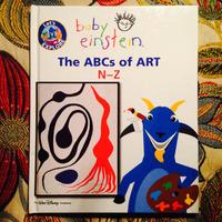 Baby Einstein.  LET'S EXPLORE: THE ABCS OF ART: N-Z.