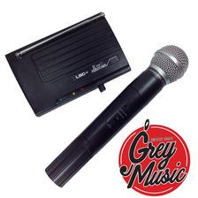 Microfono Inalambrico Lsc Msm1v De Mano Vhf