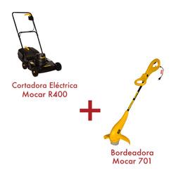 Cortadora 3/4 HP R400 +  Bordeadora 701