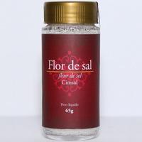 Flor de Sal Tradicional - 65g - Cimsal