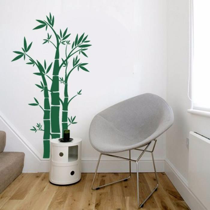 Vinilos Decorativos Originales Cañas De  Bambu