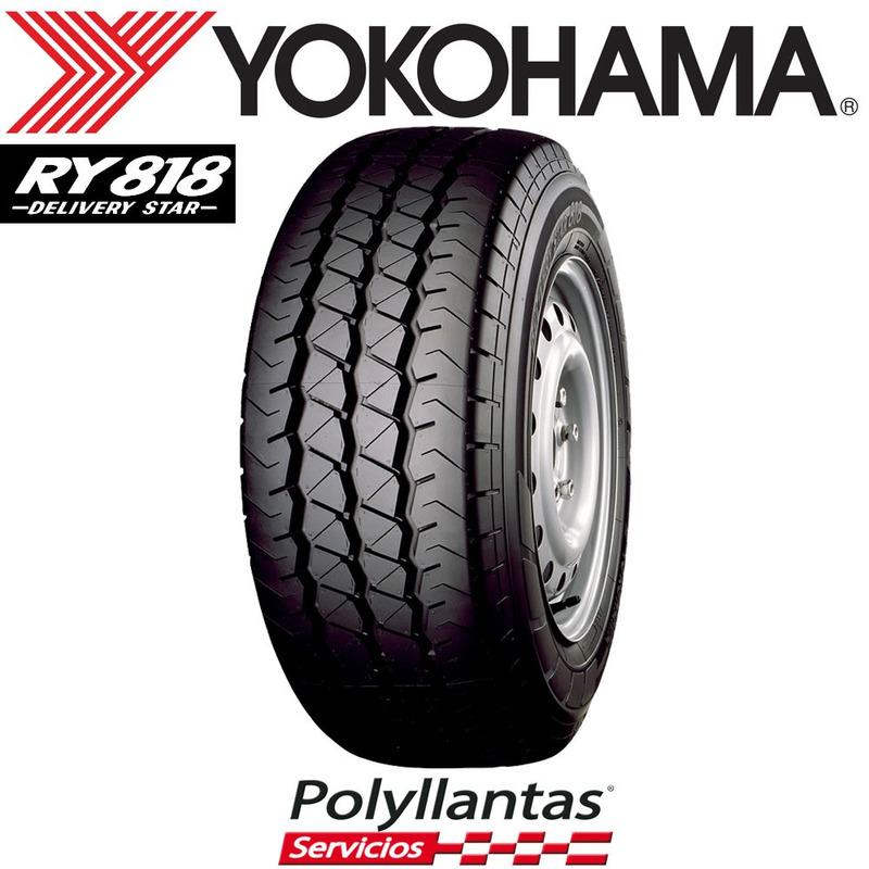 195 R15 106-104R Delivery Star Ry818 Yokohama  YKML