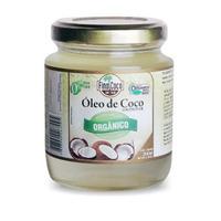 Oleo de Coco Extra Virgem Organico - 200ml - Finococo