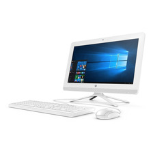 All In One Aio Hp 20-c205la Celeron J3060 4gb 1tb Dvd Win 10