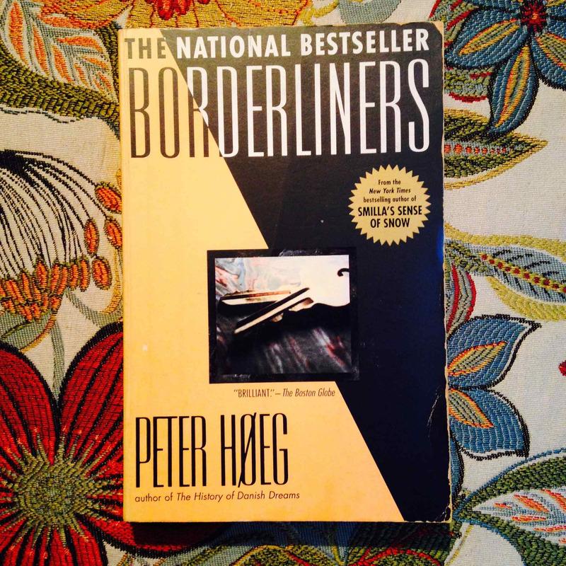 Peter Hoeg.  BORDERLINERS.