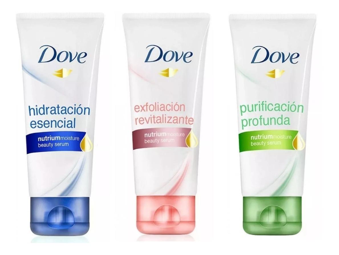 Crema facial dove purif profunda 100g