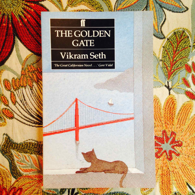 Vikram Seth. THE GOLDEN GATE.