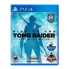 Rise Of The Tomb Raider Ps4 Fisico Sellado Nuevo Original
