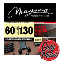 Encordado Electric Bass Magma Be230n New Metal 060-130