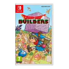 Dragon Quest Builders | Nintendo Switch | Fisico Sellado Nuevo Original