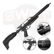 Rifle Pcp Fox F90 5 5 Simil Air Force Regulable Y Regulado