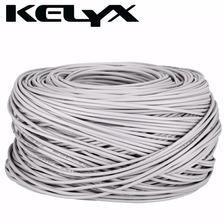 Cable De Red Utp Kelyx Cat 6 Bobina 305m Ethernet Interior