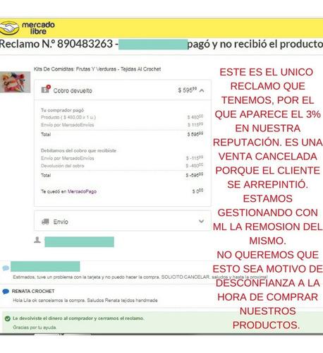 CROCHET PATTERN in English and Spanish - Mimi the Friendly Unicorn ... | 500x458