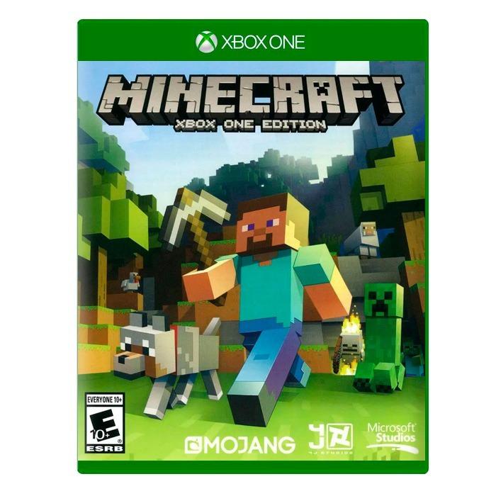 Minecraft | Xbox One | Fisico Sellado Original Nuevo