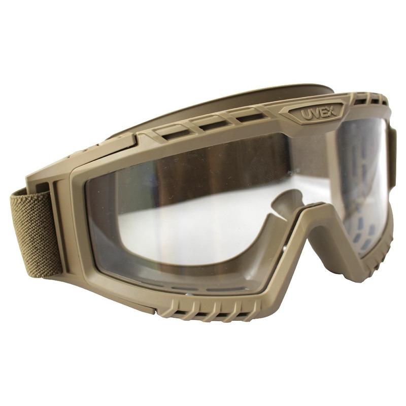 0b8d262f9b496 Honeywell Kit Óculos Ampla Visão XMF Militar Incolor S0765D R ...