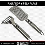 Kit Rallador y Pelapapas