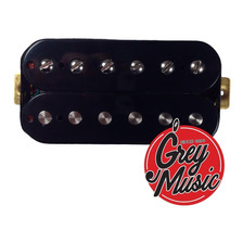 Microfono Cool Parts Cph03b Humbucker Bridge Negro - Grey