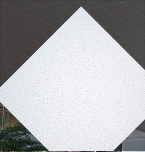 Cielorraso Desmontable Deco Clasic Texturada Durlock 60x60