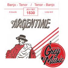 Encordado Para Banjo Alto Savarez 1530 Argentine
