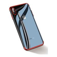 Funda Cafele Tpu Slim iPhone 6s 7 8 Plus X Xs Max + Glass 5d