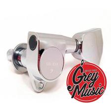 Clavijero Blindado Gotoh G1012c  Para Guitarra Eléctrica Tip