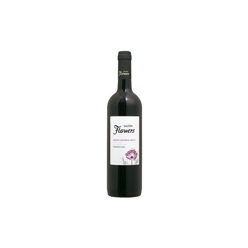 Vinho Fino Flowers Seco 750ml - Salton