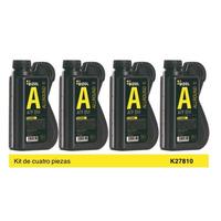 Aditivo Bizol ATF Dexron Vi Kit 4p de 1 lt