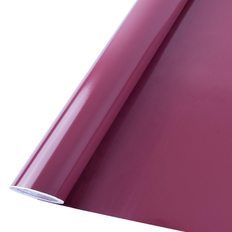 Vinil adesivo Goldmax marrom médio larg. 0,61 m