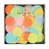 Confetti multicolor Pastel