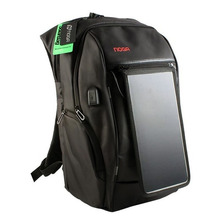 Mochila Noga Power Bank Solar Carga Celular Tablet Oficial