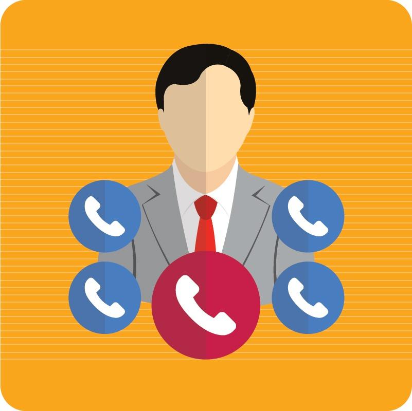 PBX Virtual - Centralita VoIP con 4 internos + extras